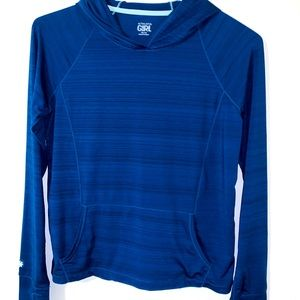 Athleta girl activewear athletic hoodie xl/14